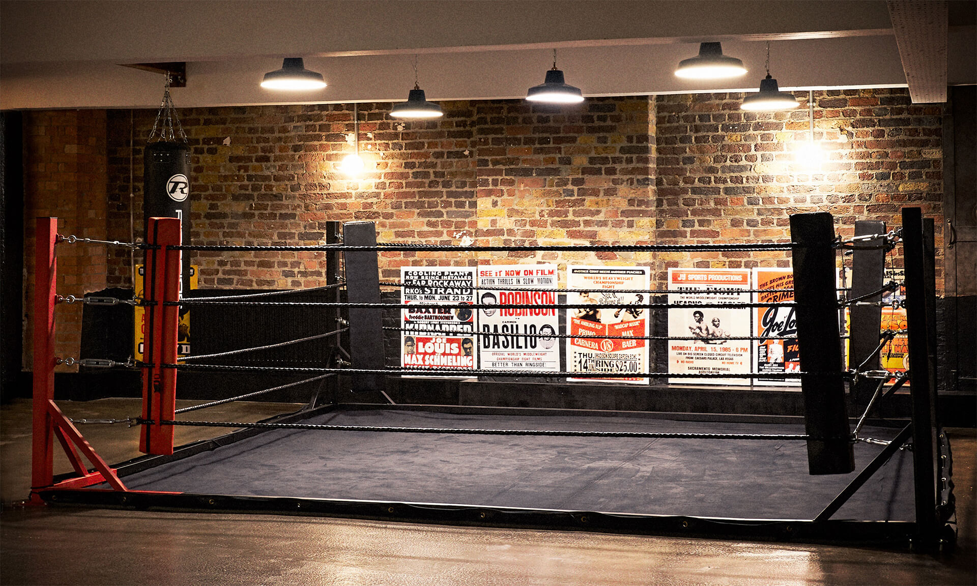 Boxing Gym East London